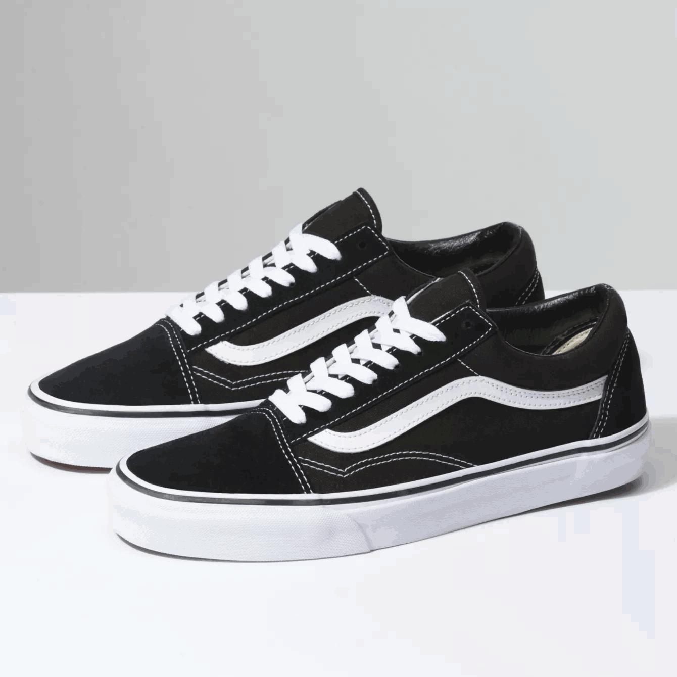 Jenis Sepatu Vans Old Skool sepatu vans - 16 Jenis Sepatu Vans Terbaik yang Wajib Kamu Ketahui